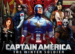 Captain America -The Winter Soldier movie reivew