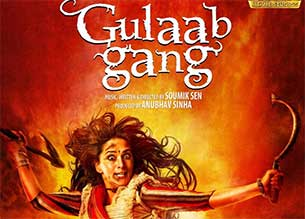 gulaab gang movie poster