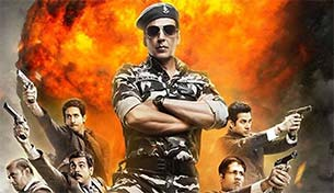 akshay kumar in Holiday movie