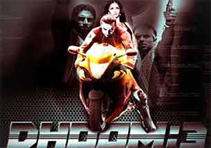 aamri khan in dhoom 3
