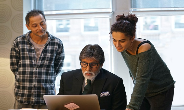 badla is intriguing the audience