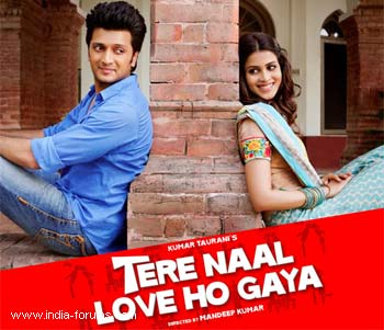 Movie Review of tere naal love ho gaya