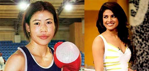 Priyanka in mary kom movie