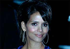 Hollywood actress Halle Berry