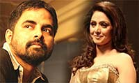 fashion designer sabyasachi mukherjee and srivevi