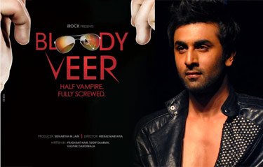 ranbir kapoor in bloody veer movie