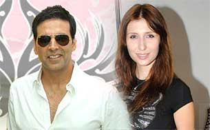 akshay kumar and claudia ciesla