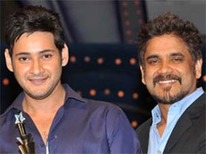 Nagarjuna and Mahesh babu