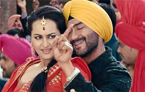 music review of son of sardar