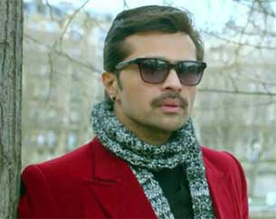 Himesh in the Xpose movie