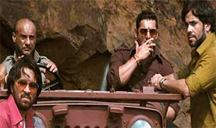review of shootout at wadala