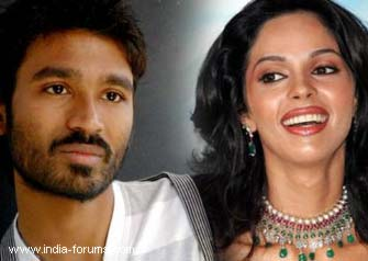 dhanush and mallika sherawat