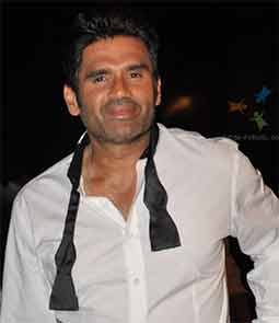 Actor suniel shetty