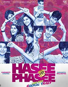 hasee toh phasee music review