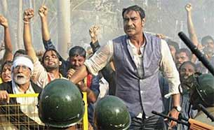 ajay devgn in satyagraha movie