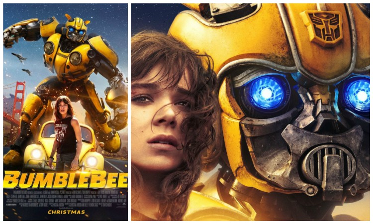 bumble bee movie review