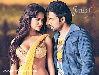 esha gupta in jannat 2 movie