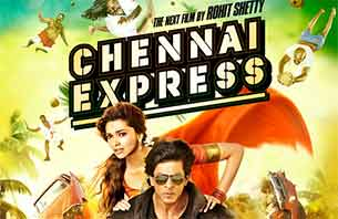 Shahrukh Khan in chennai express