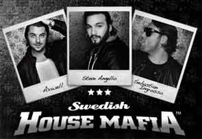 International band Swedish House Mafia