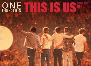 One Direction -This is Us movie review