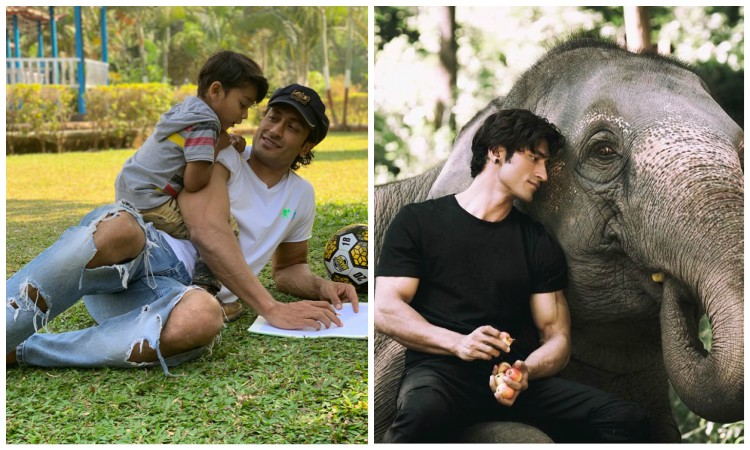 vidyut jammwal has arranged for a special junglee trailer screening for children