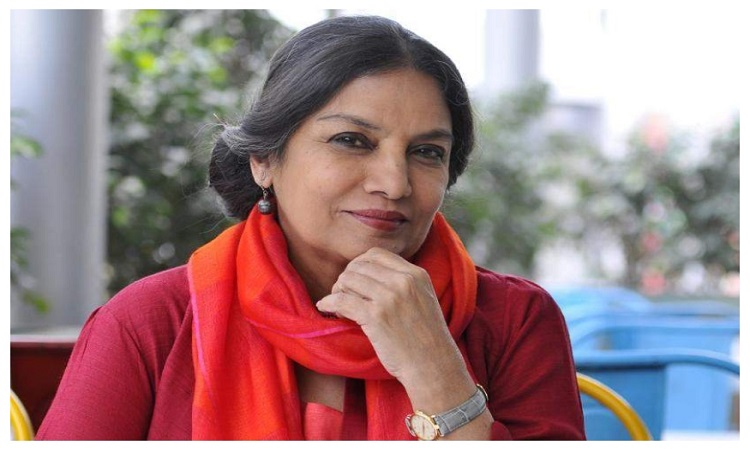 shabana azmi on world theater day