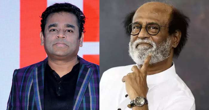 rajinikanth to felicitate A R Rahman in Delhi