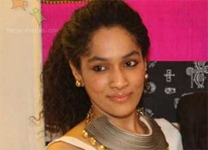 Fashion designer Masaba Gupta