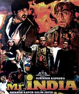 Mr.India Directed by Shekhar Kapur