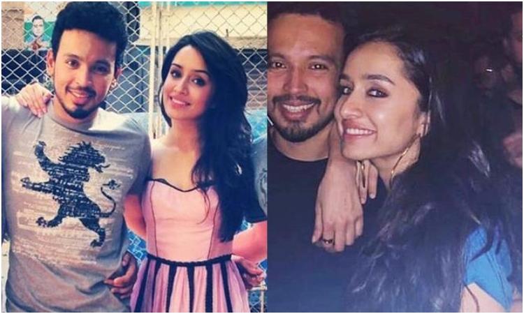 shraddha kapoor with rumored boyfriend rohan shrestha