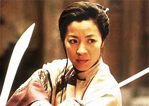 Chinese star Michelle Yeoh