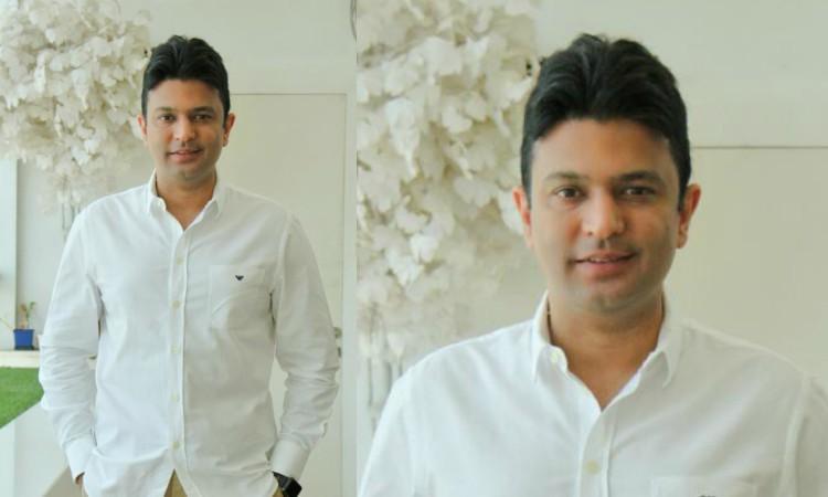 bhushan kumar puts bharat on the global market