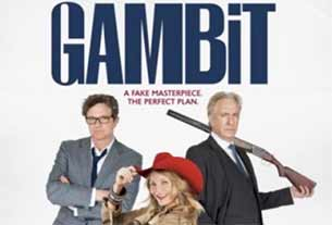 Gambit movie review
