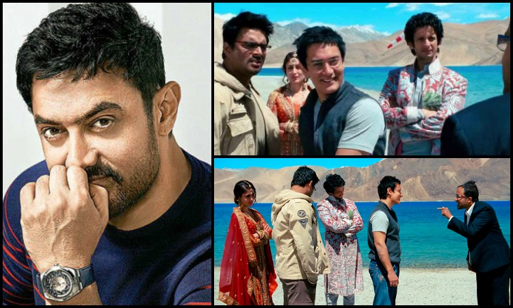 aamir khan continues to surge ladhak