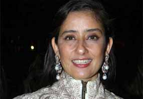 Actress Manisha koirala