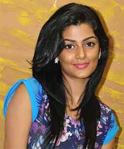 Actress Anisha Ambrose