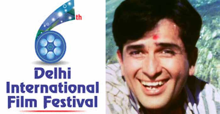 shashi kapoor remembered at Delhi film fest
