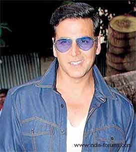 Interview with akshay kumar