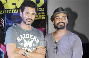 Prabhu deva and remo in ABCD movie