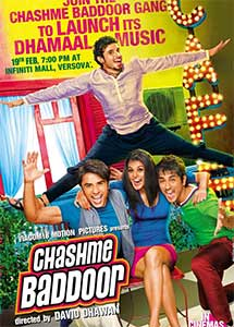 Movie review of Chashme Baddoor