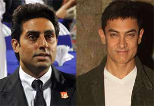 aamir and abhishek