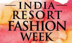 indian resort fashion week