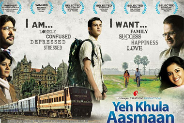 movie review of yeh khula aasmaan