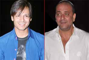 vivek oberoi and sanjay dutt