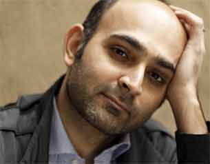Pakistani author Mohsin Hamid
