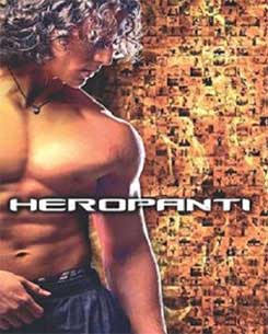 Tiger Shroff in heropanti