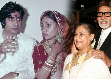 Amitabh-Jaya celebrate 39th wedding anniversary