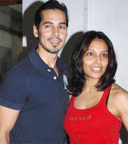 Dino morea and Bipasha basu