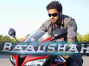 Telugu movie Baadshah