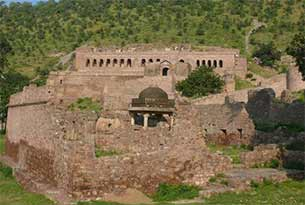 Bhaangarh fort